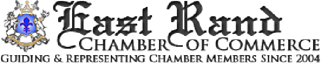 The East Rand Chamber of Commerce logo